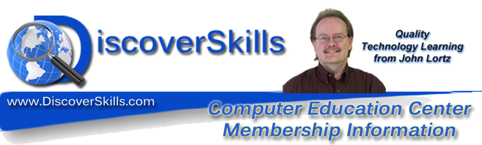 DiscoverSkills – Information for CEC Members